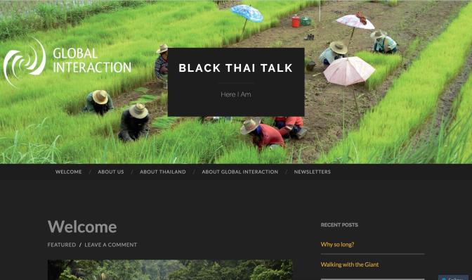 black thai talk